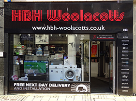 HBH Woolacotts Barnstaple