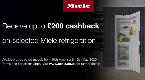 Up to £200 cashback available by customer redemption