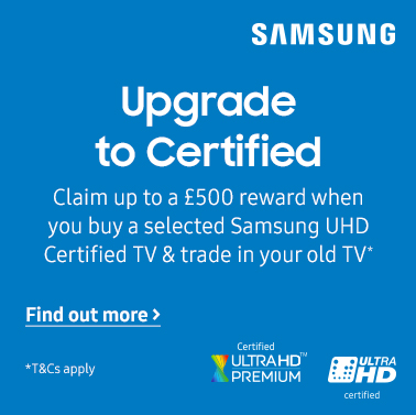 Upgrade to Certified Super UHD