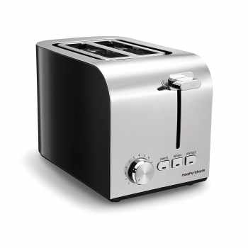 222054 Morphy Richards 43208 'Equip' 2 Slice Toaster -