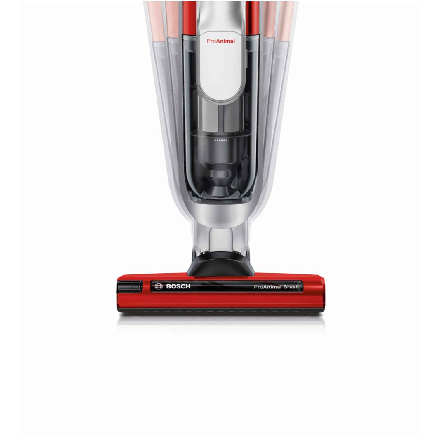 Bosch Bbh65petgb Athlet Cordless Pet Vacuum Cleaner Hbh