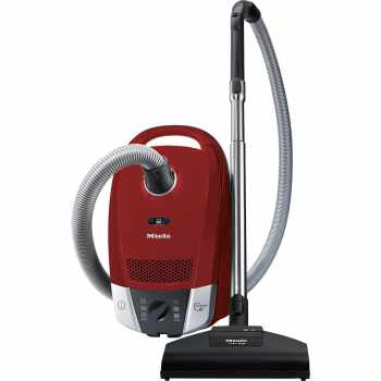 Miele C2CATDOG-9 900W Cylinder Cleaner (Autumn Red)