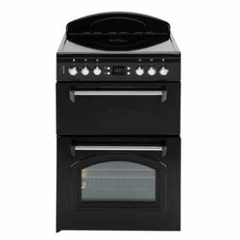 Leisure Cla60cek 60cm Electric Range Cooker Black Hbh
