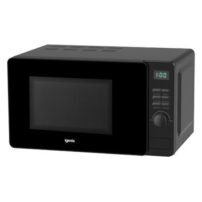 Igenix Ig2082b Touch Control Microwave Black Hbh