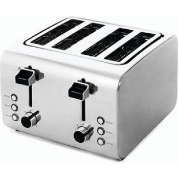 422f52d54b5 Igenix IG3204 4 Slice S Steel Toaster Product code  IG3204