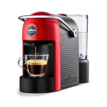 Lavazza JOLIE-RD Manual Coffee Machine - Red
