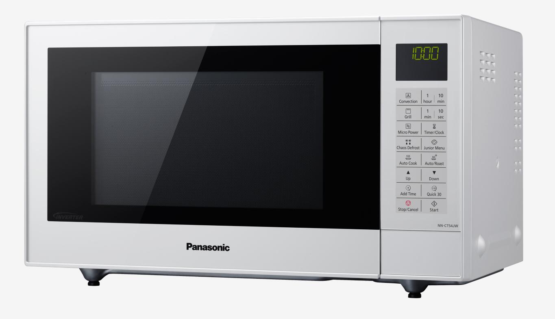 Panasonic Nnct54jwbpq Combination Microwave White Hbh