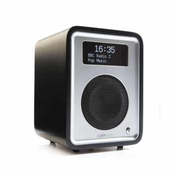 Ruark Audio R1MK3BK Deluxe Tabletop Radio Black