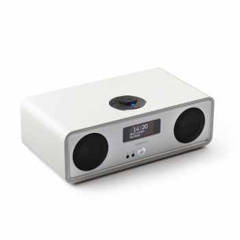 RuarkAudio R2MK3WH Deluxe Tabletop Stereo White
