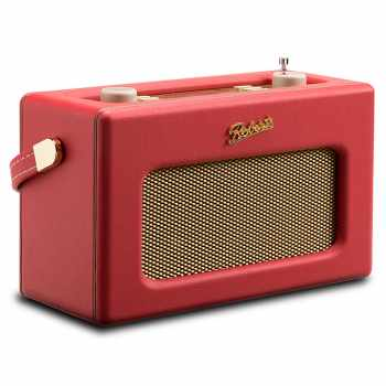 Roberts RD70RED Revival DAB Radio - Red
